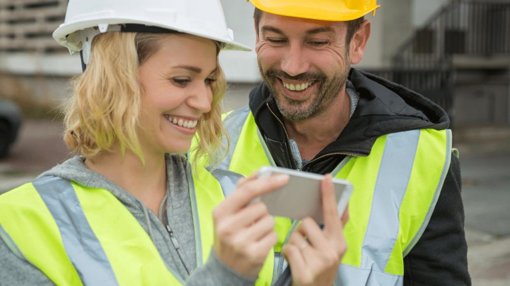 App Gefährdungsbeurteilung BG Bau