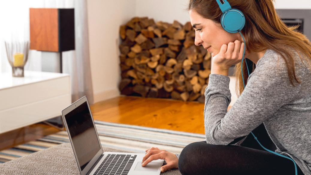 Tipps zum gesunden Musikhören im Homeoffice Institut für Arbeitsschutz der Deutschen Gesetzlichen Unfallversicherung (IFA)