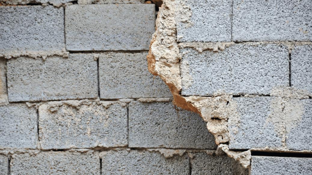 Arbeiter von Mauer in Hanau erschlagen