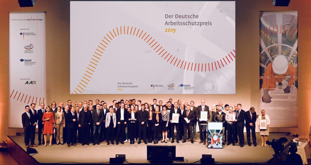 Deutscher Arbeitsschutzpreis 2021